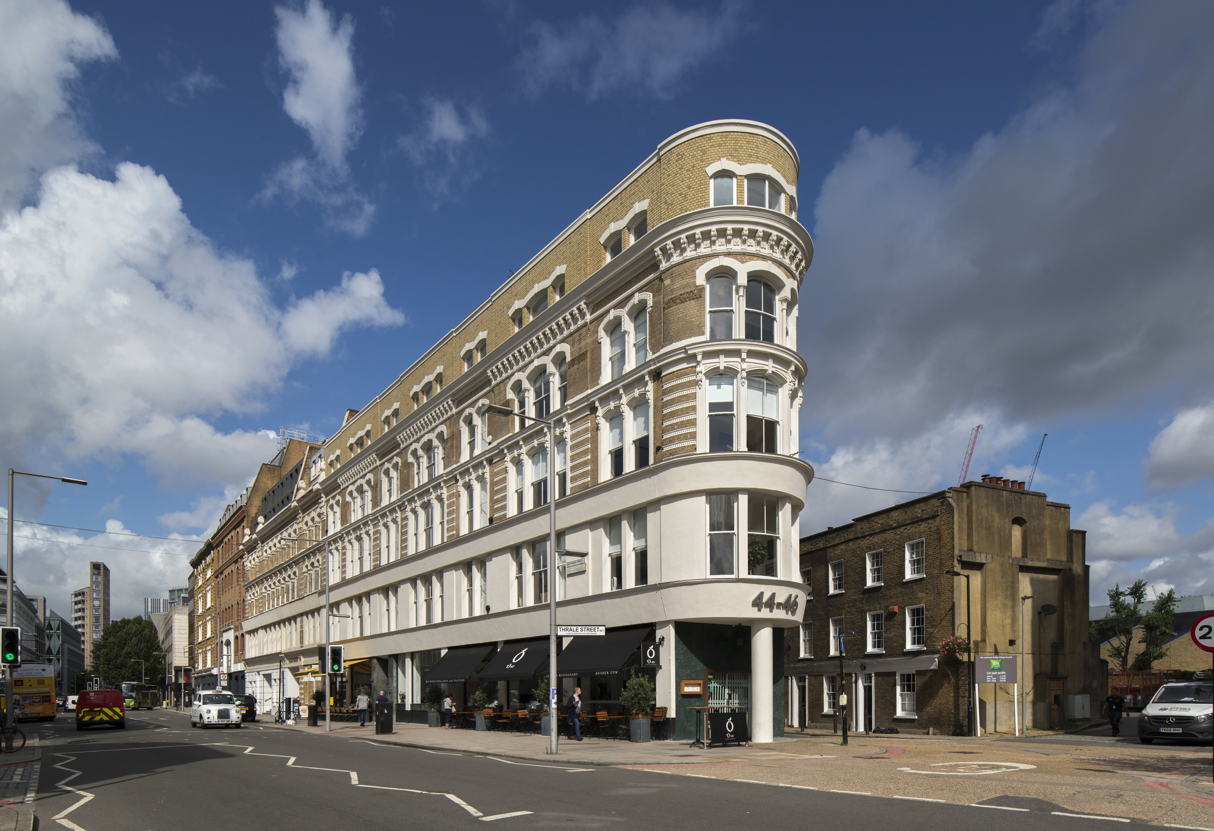Photo of The Flat Iron Building, 44-46 Southwark Street