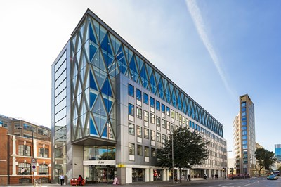 The Harlequin Building<br> 65 Southwark Street