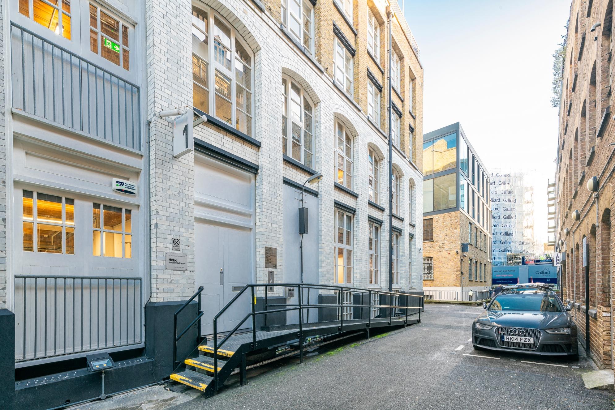 Photo of 1 Newhams Row