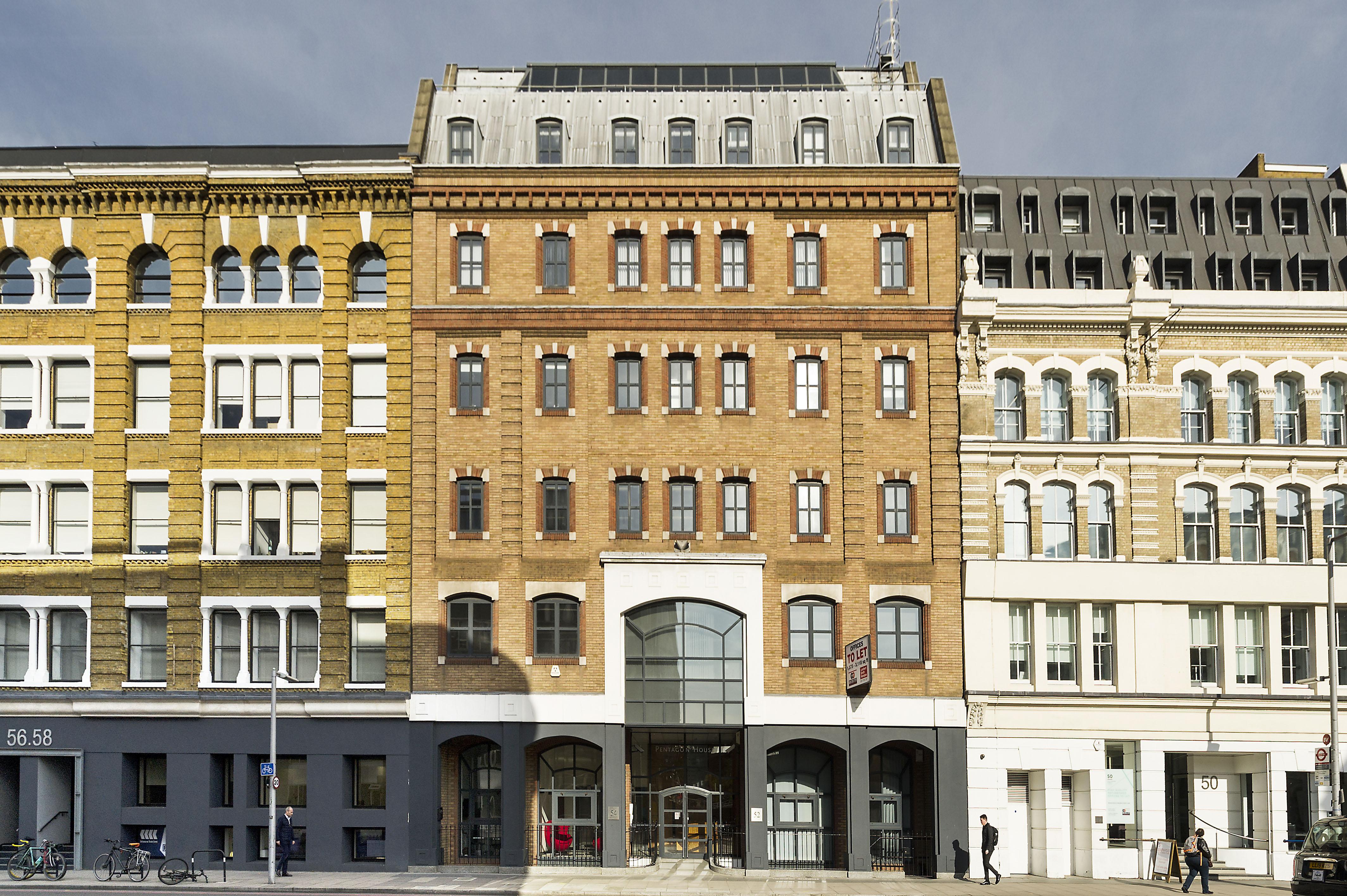 Photo of Pentagon House, 52-54 Southwark Street