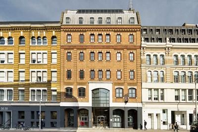Pentagon House<br> 52-54 Southwark Street