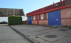 Photo of MALHAM ROAD INDUSTRIAL ESTATE, MALHAM ROAD