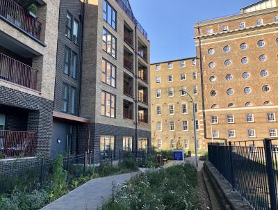 Hope Wharf<br> 37 Greenwich High Road
