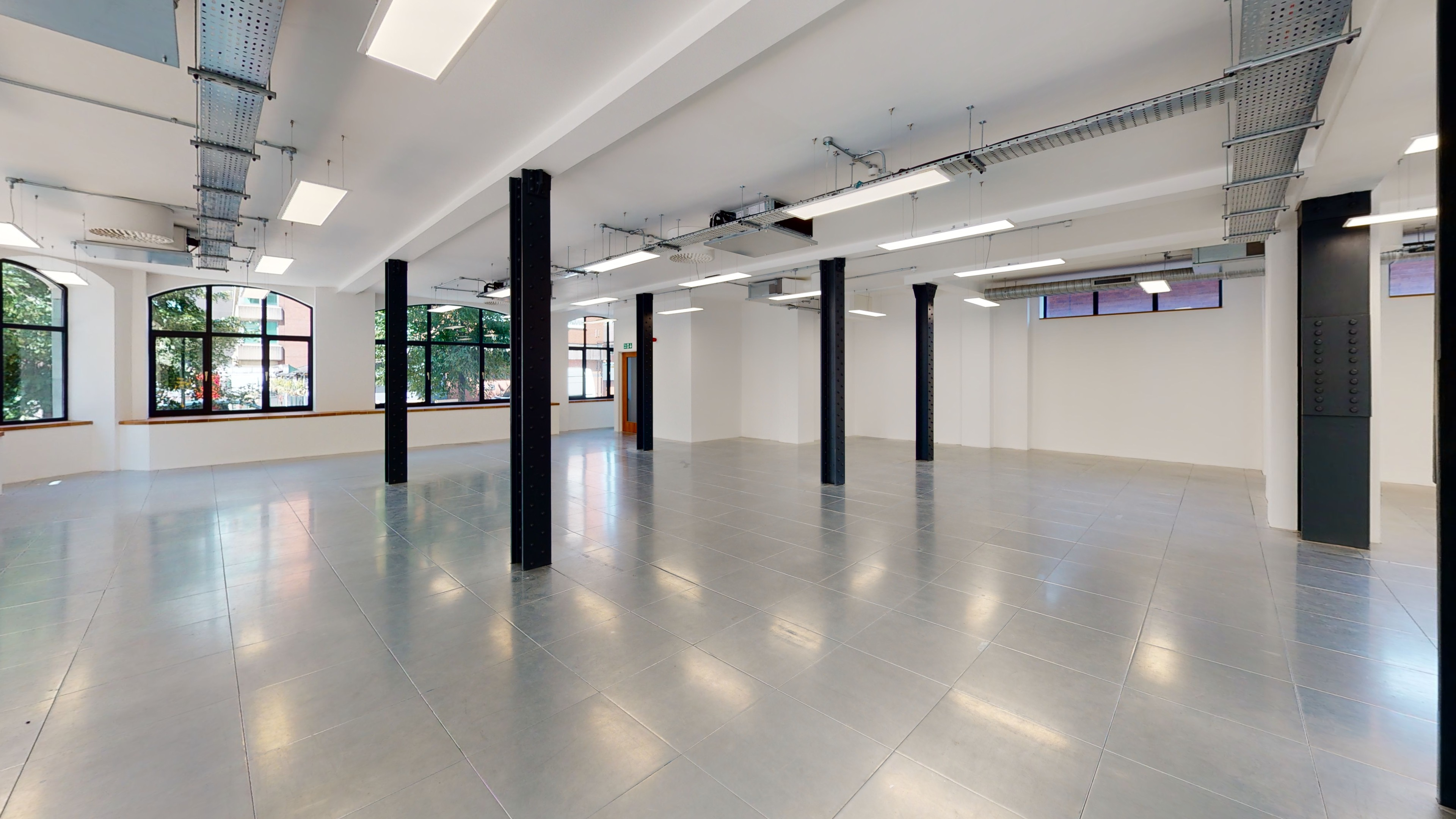 Photo of 209 Blackfriars Road, SE1: available floor by floor or self-contained.