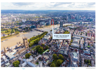 The Dumont<br> 27 Albert Embankment