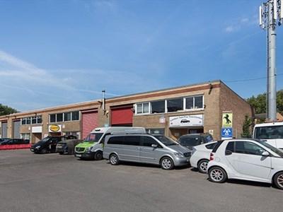 Unit 6<br> Deptford Trading Estate