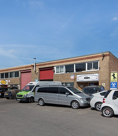 Unit 6<br> Deptford Trading Estate
