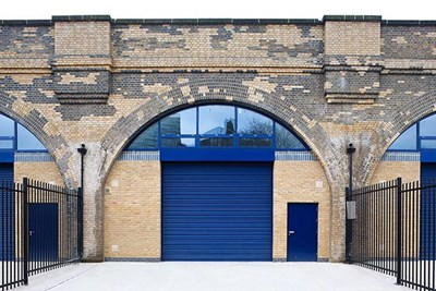 RAYMOUTH ROAD ARCHES