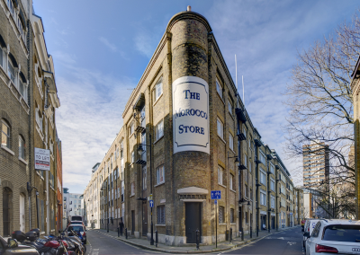 The Morocco Store<br> 1 Leathermarket Street