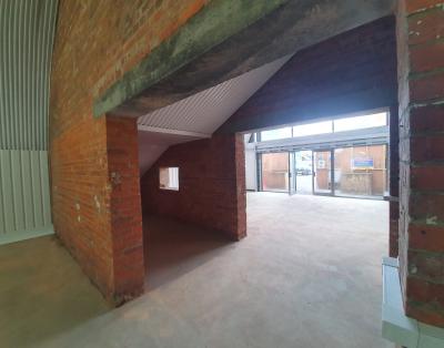 Arch 131 Station Passage