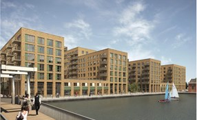 Photo of Royal Albert Wharf