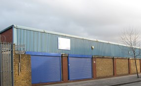 Photo of Canterbury Industrial Estate