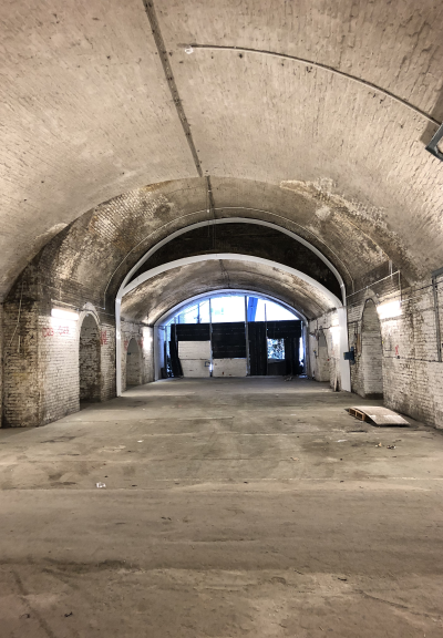 Union Street Railway Arches