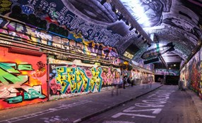 Photo of Leake Street Arches