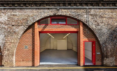 Jewell Street Arches
