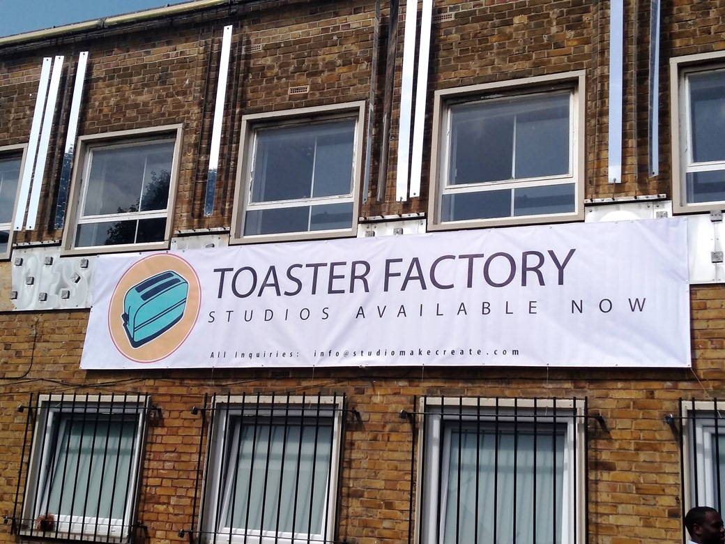 Photo of Studio 9, Toaster Factory, 16-28 Penarth Street