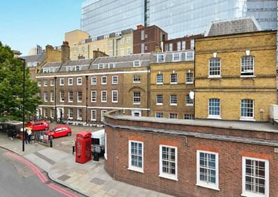 Mary Sheridan House<br> 11-19 St Thomas Street